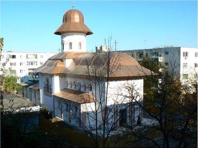 (cod 2749) Biserica Binecredinciosului Voievod Ștefan cel Mare