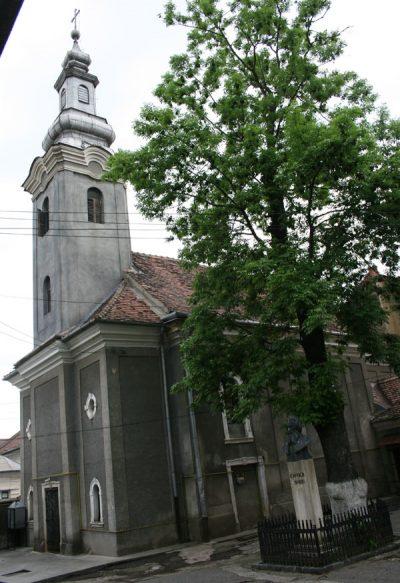 (cod 4811) Biserica Bob din Cluj