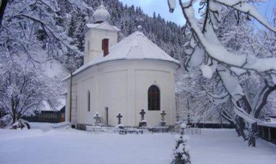 (cod 2752) Biserica Borca
