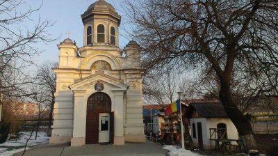 (cod 3592) Biserica Buna Vestire-Cărămidarii de Sus
