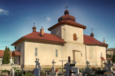 (cod 2702) Biserica Buna Vestire Dărmănești