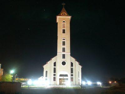 (COD 5440)  Biserica Catolică Fericitul Ieremia, Bacău