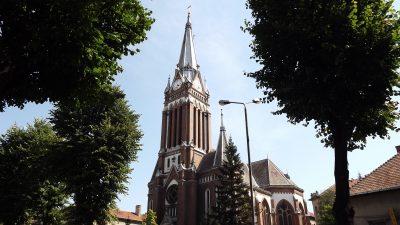 (cod 4402) Biserica Evanghelică (Biserica Roşie)