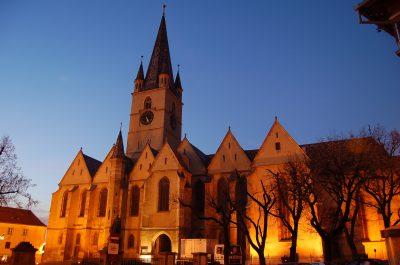 (cod 3825) Biserica Evanghelică