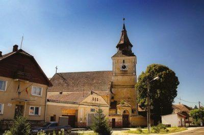 (COD 3358) Biserica Fortificată de la Bod