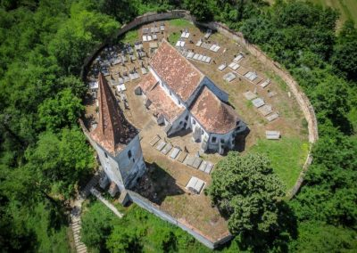 (cod 3834) Biserica Fortificată de la Daia