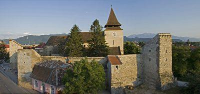 (COD 3361)  Biserica Fortificată de la Ghimbav