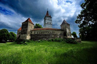 (COD 3315) Biserica  Fortificată de la Hărman