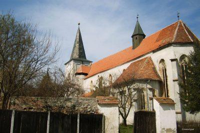 (cod 3832) Biserica Fortificată de la Richiș