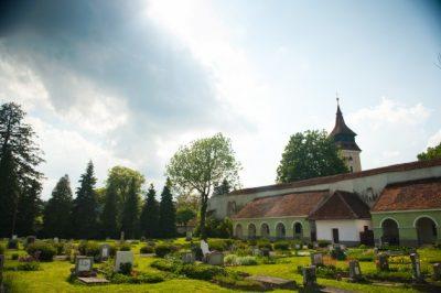 (COD 3314) Biserica Fortificată de la Vulcan