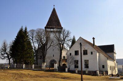 (cod 3851) Biserica Fortificată din Șomartin