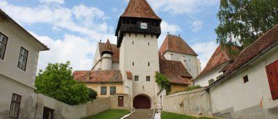 (cod 3842) Biserica Fortificată din Bazna