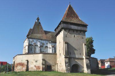 (cod 3843) Biserica Fortificată din Boian