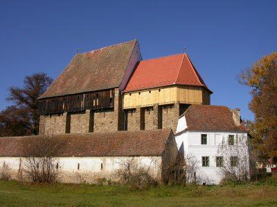 (cod 3844) Biserica Fortificată din Brădeni