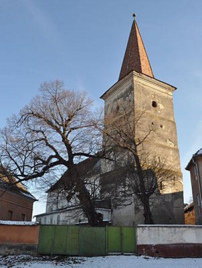 (cod 3849) Biserica Fortificată din Nou