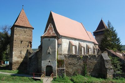 (cod 3852) Biserica Fortificată din Valchid