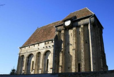 (COD 3365) Biserica Fortificata Seliștat, Brasov