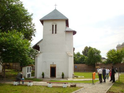 (cod 5300) Biserica Geartoglu, Târgoviște