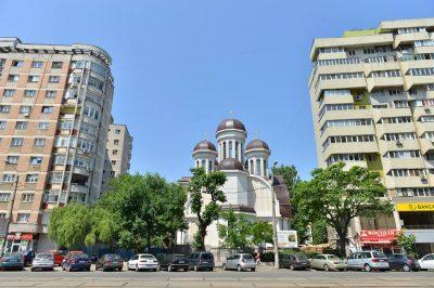 (cod 4073) Biserica Sfinţii Voievozi – Gherghiceanu