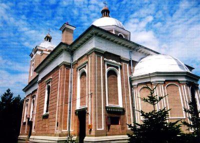 (cod 5521)  Biserica Grecească, Calafat