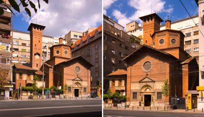 (cod 3515) Biserica Italiană