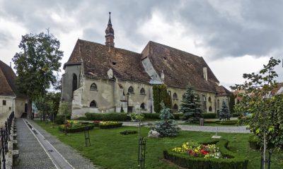 (cod 5906) Biserica Mănăstirii Dominicane din Sighişoara