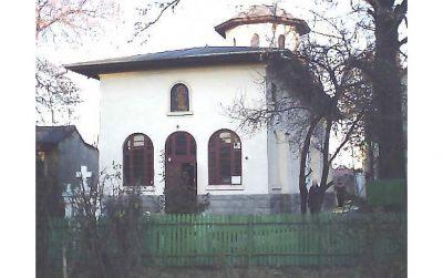 (cod 4011) Biserica Mărțisor