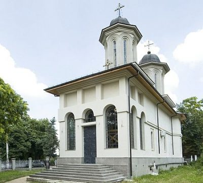 (cod 3516) Biserica Mărcuța