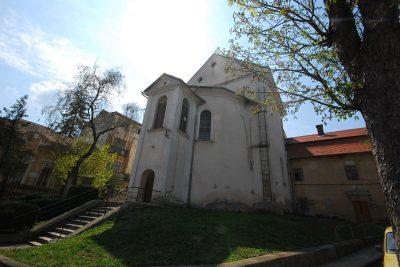 (cod 5908) Biserica Minorită din Târgu Mureș