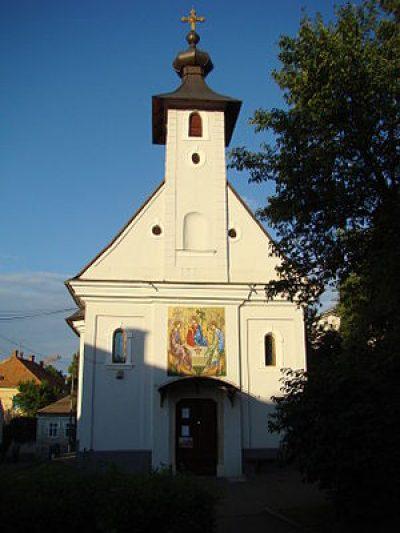 (cod 4819) Biserica Ortodoxă din Deal