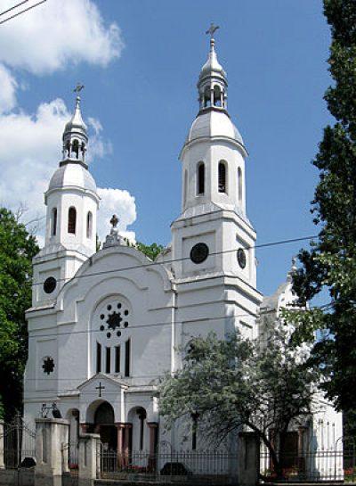 (cod 6104) Biserica Ortodoxă din cartierul Fabric