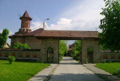 (COD 5400) Biserica Precistei, Bacău
