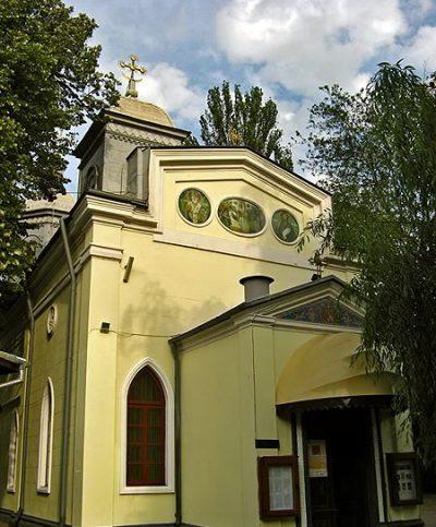 (cod 4019) Biserica Precupeții Noi