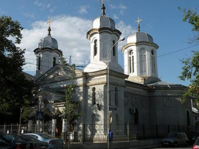 (cod 4020) Biserica Precupetii Vechi