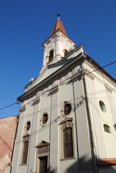 (cod 3814) Biserica Reformată Sibiu