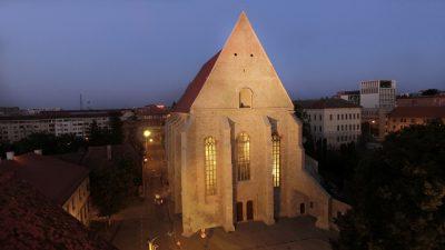 (cod 4823) Biserica Reformată de pe Uliţa Lupilor