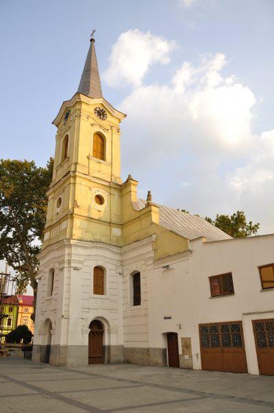 (cod 2432) Biserica Romano- Catolică, Caransebeș