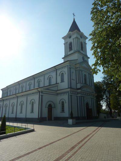 (cod 2738) Biserica Romano-Catolică Săbăoani