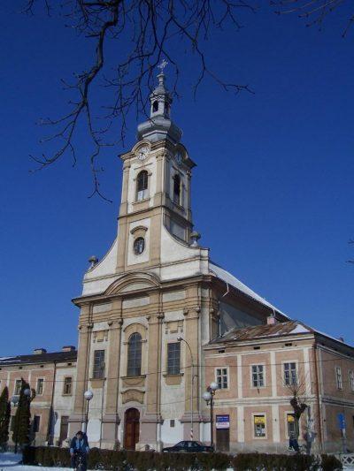 (cod 3131) Biserica Romano-Catolică Sfântul Carol Borromeo, Sighetu Marmației
