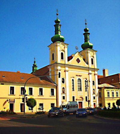 (cod 5910)   Biserica Romano Catolică din Târgu Mureș