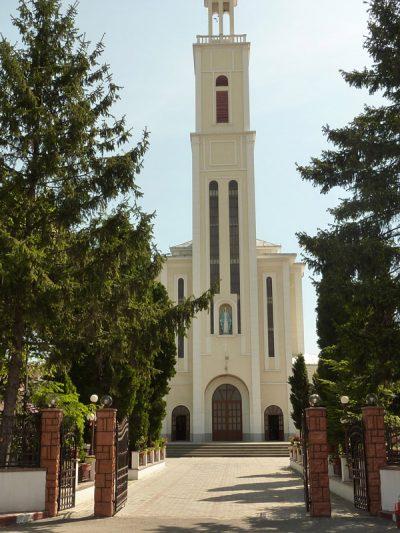 (cod 2732) Biserica Romano – Catolică din Tămășeni