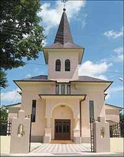 (cod 2734) Biserica Romano – Catolică din satul Corhana