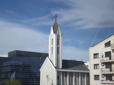 (cod 4024) Biserica Romano-catolică Sfinții Petru și Paul