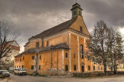 (cod 3861) Biserica Sfânta Elisabeta