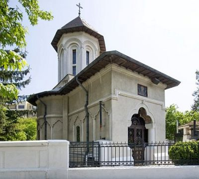 (cod 4029) Biserica Sfânta Sofia Floreasca