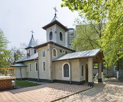 (cod 4034) Biserica Sfânta Vineri-Colentina