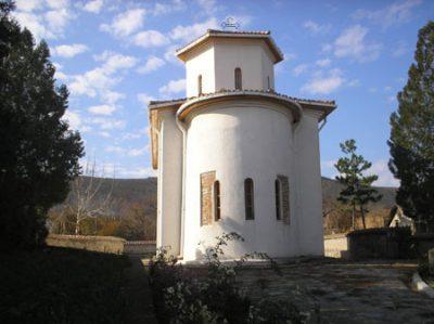 (cod 6654) Biserica Sfântul Atanasie din Niculițel