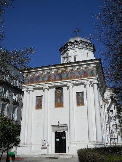 (cod 4040)  Biserica Sfântul Dumitru de Jurământ