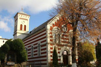 (cod 5302) Biserica Sfântul Francisc de Assisi, Târgoviște