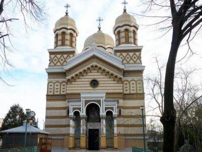 (cod 4043) Biserica Sfântul Gheorghe – Andronache